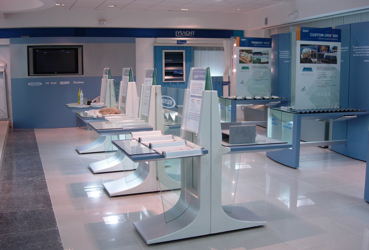 Amit Laghate_Commercial interior design_Tata Bluescope steel work office_03