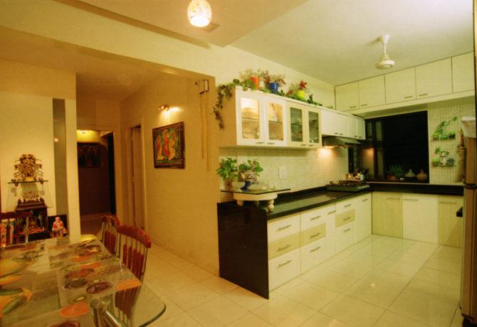 Amit Laghate_Residential interior design__Kitchen design_01