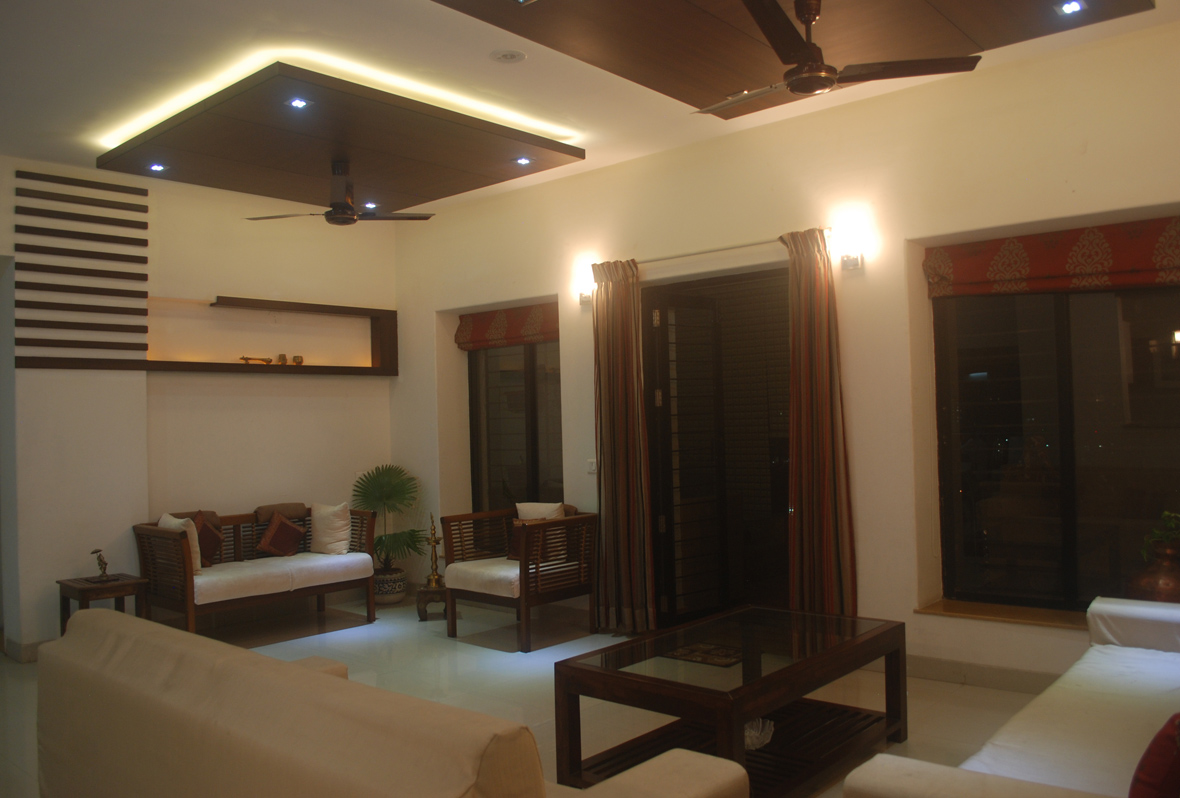 Amit Laghate_Residential interior design__Living Room design_02