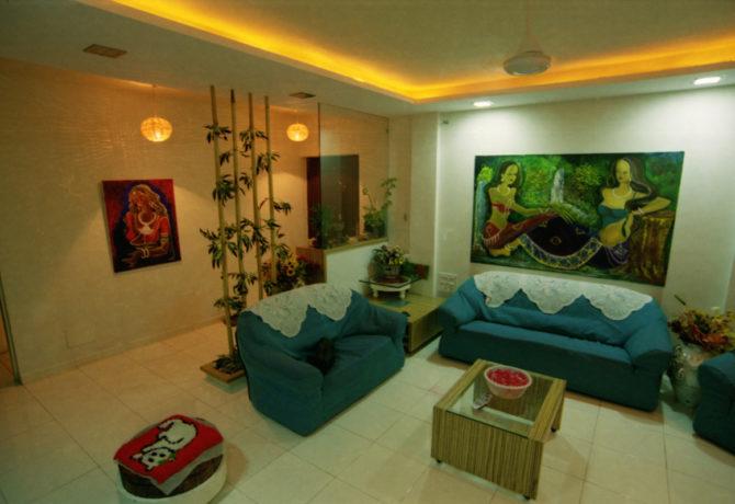 Amit Laghate_Residential interior design__Living Room design_03